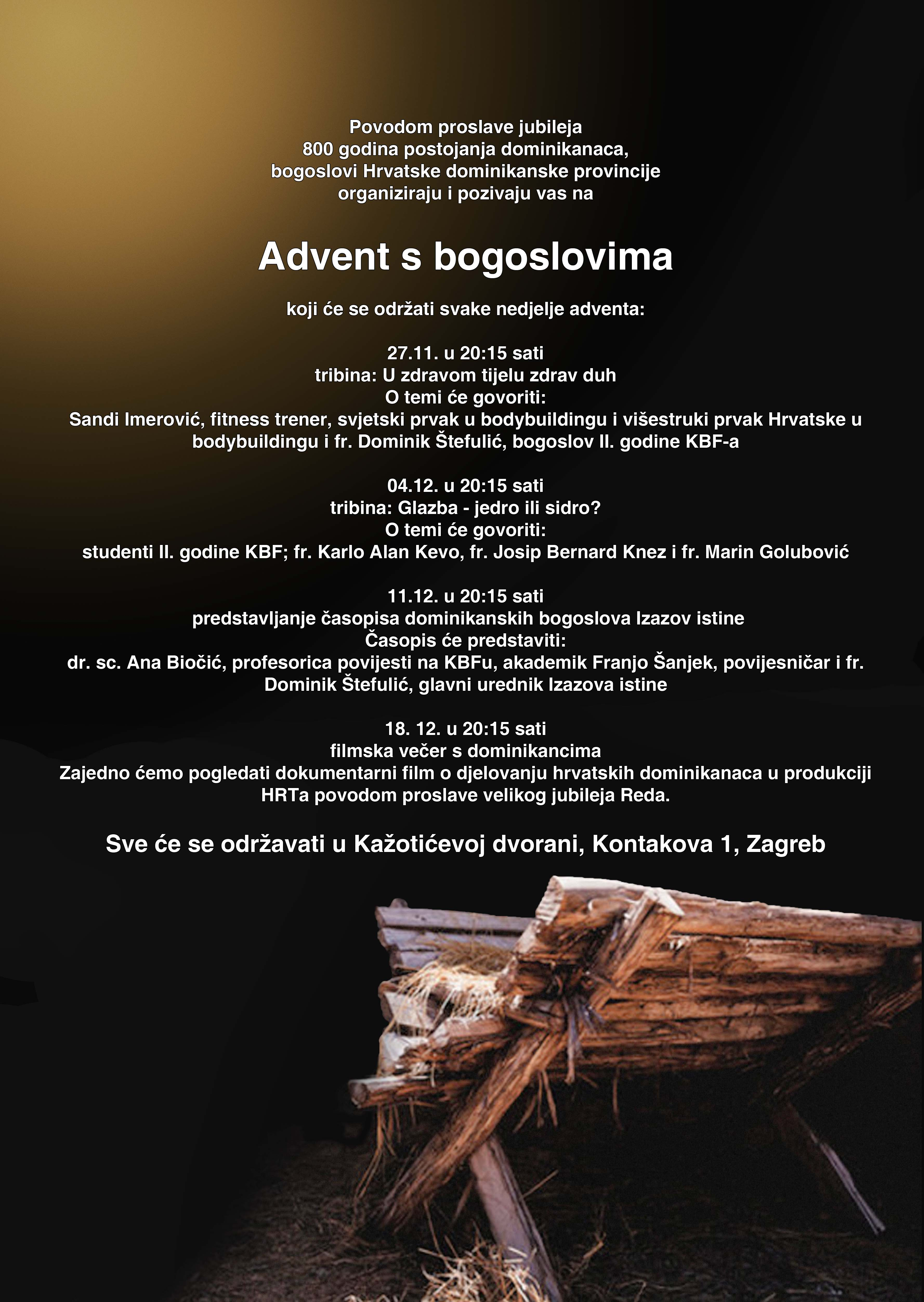 2016.11.17. Advent s bogoslovima 1